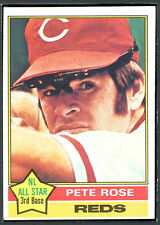1976 Topps #240 Pete Rose EX+ 87811