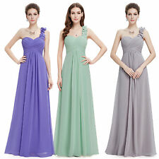 Ever Pretty Women Chiffon Formal Party Gown Bridesmaids Evening Prom Dress 09768