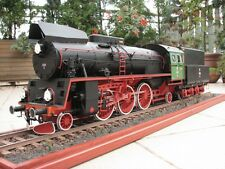 Modelik 09/15 - Steam locomotive Ol' 49 1949 1:45 without/with Lasercut