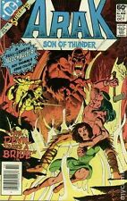 Arak Son of Thunder (1981) #2 VF