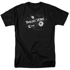 The Twilight Zone Another Dimension Mens Short Sleeve Shirt BLACK