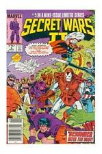 Secret Wars II #5 (Nov 1985, Marvel)