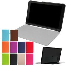 PU Leather Slim Flip Shell Case Cover Skin For LG G Pad X II /2 10.1 Tablet