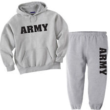 US Army sweatpants sweatshirt Army hoodie gift for men sweat shirt workout gym