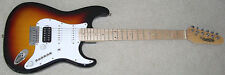 NEW AweSome Deluxe Stratocaster Strat Style Guitar 68 Tones Compound Radius Neck