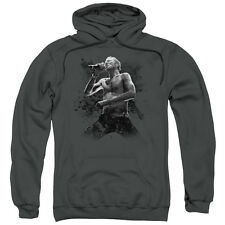 Scott Weiland Weiland On Stage Mens Pullover Hoodie Charcoal