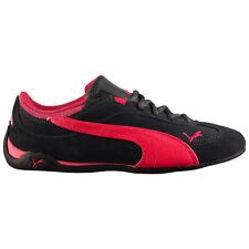 Puma Fastcat Suede Ladies Shoes Shoes Leather black new speed repli fast cat