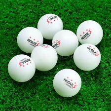 DURABLE ADVANCED TRAINING PING PONG BALLS 50PCS 3-STAR 40MM TABLE TENNIS G1T1