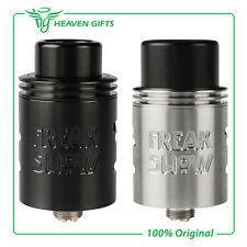 Original Wotofo Freakshow 22 RDA V2 Tank Airflow Adjustable 2-post Deck