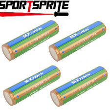 1/2/4pcs ICR18650 2400mAh 3.7V Protected PCB Rechargeable Li-ion Battery Cell