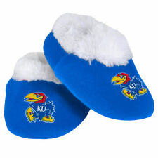 Kansas Jayhawks Infant Bootie Slipper - Royal Blue