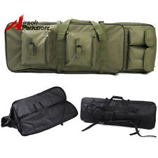 New 85CM 3Ways Tactical Dual Rifle Shotgun Bag Shoulder Bag Backpack 2 Colors
