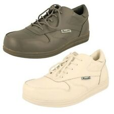 Mens Henselite Bowls Shoes Label Victory Sports -W