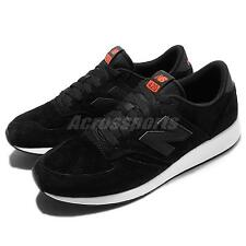 New Balance MRL420SH D Black White Suede Mens Running Shoes Sneakers MRL420SHD