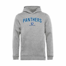 Eastern Illinois Panthers Youth Ash Proud Mascot Pullover Hoodie - - College