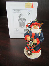 DETROIT TIGERS Santa Wreath Ornament Memory Company NEW IN BOX CHRISTMAS