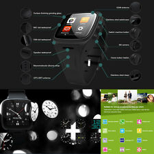 GPS Intelligent Watch Smart Unlocked Stylish Touch Screen GSM Watches Cell Phone