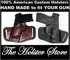 SOB Custom Fit YOU CHOOSE:Color,RH,LH-mag&MORE OWB Small of the Back Gun Holster