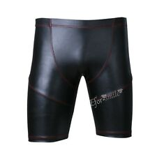 Men Sexy Workout Gym Compression Base Layer Running Workout Shorts Tights Pant