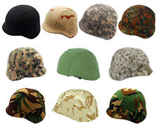 Airsoft Tactical M88 PASGT Kelver Swat Helmet Cover 10 Colors BK/Flecktarn/ACU A