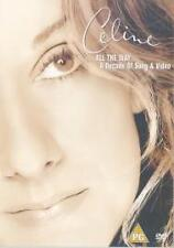 Celine Dion - All The Way... A Decade Of Song - Live (DVD, 2001)