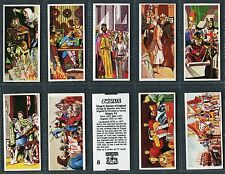 """J LYONS 1977 """"JUBILEE KINGS AND QUEENS OF ENGLAND"""" TRADE CARDS - PICK YOUR CARD"""