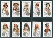 "SMITH 1923 EXCELLENT ""NATIONS OF THE WORLD"" CIGARETTE CARDS - PICK YOUR CARD"