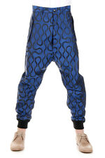 VIVIENNE WESTWOOD Man Printed Low Crotch Trousers Made in Italy