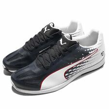Puma BMW MS EcoSpeed Blue White Sport Car Mens Casual Shoes Sneakers 305883-01