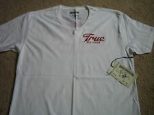 True Religion Mens V-Neck T-Shirt - L (Large) - NWT $68.00