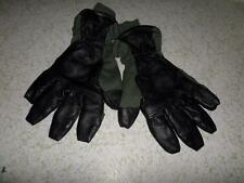 USGI MILITARY HAU-15/P INT.COLD WEATHER FLYERS GLOVES SIZE 10 used