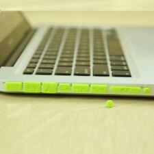 9 pcs Rubber Silicone Anti-Dust Plug Cover Stopper for MacBook Pro/ MacBook Air