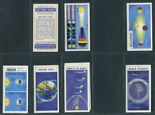 "BROOKE BOND 1958 RARE ""OUT INTO SPACE"" ISSUED WITH - PICK YOUR CARD"