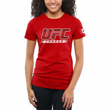 UFC Red The Great North Too T-Shirt - MMA