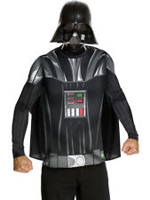 Star Wars Darth Vader Adult's Costume T-Shirt with Cape & Mask
