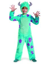 Child Deluxe Monsters Inc University Sulley Sully Costume