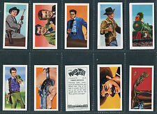 """BARRATT 1968 """"THE WILD WILD WEST"""" COWBOY TRADE CARDS - PICK YOUR CARD"""