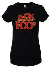 OFFICIAL Foo Fighters - I'm With The Foos WOMENS T-Shirt NEW LICENSED Band Merch