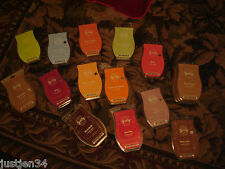 NEW SCENTSY BRICK - SELECT YOUR SCENT -1 POUND OF WAX- All RETIRED-  NEW