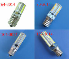 E17 C9 Microwave Dimmable(Except 104)64/80/152 3014SMD led Bulb Silicone110/220V