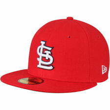 New Era St. Louis Cardinals Red Wool Standard 2 59FIFTY Fitted Hat - MLB