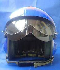 New DOT BLUE Jet Air Force Open Face Motorcycle Scooter Helmet 2 Visor S M L XL