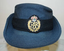 WRAF WOMENS ROYAL AIR FORCE NO1 DRESS CAP HAT - Size: 54cm British Military NEW