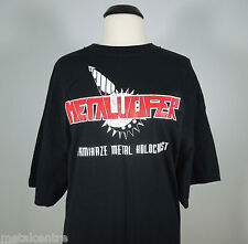 METALUCIFER Kamikaze Metal Holocaust Graphic Shirt L XL 2XL R.I.P. Records (NEW)