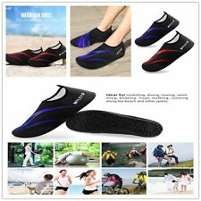 Unisex Water Skin Shoes Aqua Socks for Beach Pool Snorkeling Swimming Running