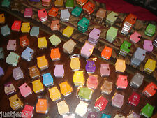NEW SCENTSY 3.2oz WAX BAR - SELECT YOUR SCENT - N - Z  1.00 SHIP- NEW, OLD, RARE