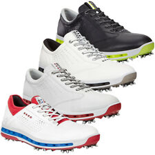 Ecco Mens Cool Gore-Tex Performance Breathable Waterproof Golf Shoes