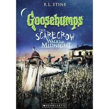 NEW DVD Goosebumps - The Scarecrow Walks at Midnight - Calling All Creeps