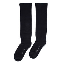RICK OWENS New woman Dark blue Cotton Blend Socks Made in Italy