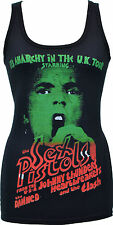LADIES TANK ITS ANARCHY IN THE UK! SEX PISTOLS JOHNNY THUNDERS DAMNED CLASH PUNK